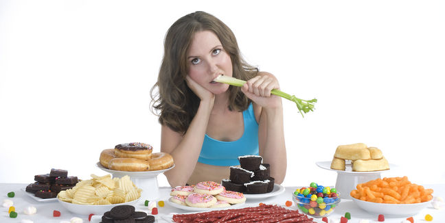 Resultado de imagen de errores hacer dieta