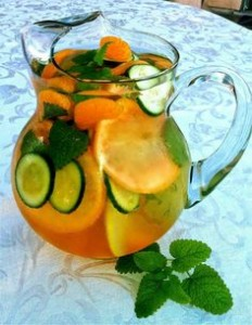 agua fat flush