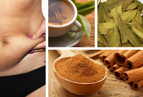 Remedio natural para quemar grasa y reducir el abdomen Hierbas para bajar de peso y quemar grasa
