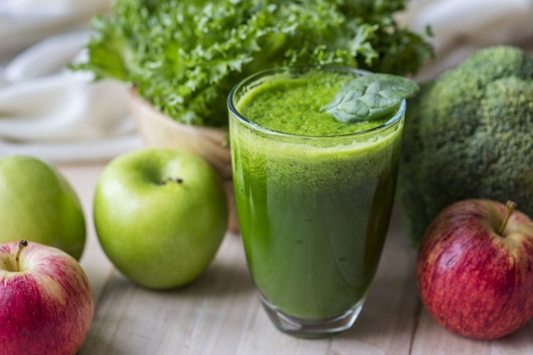 Green juice to lose weight